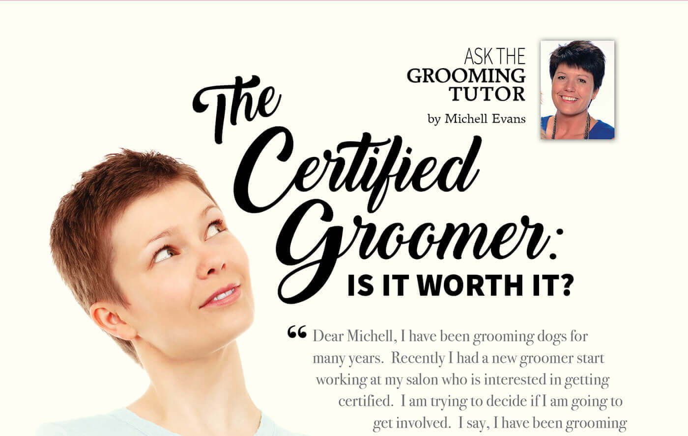 how to become a certified pet groomer