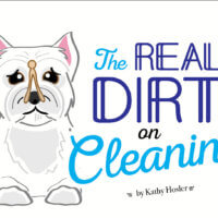 The Real Dirt on Cleaning