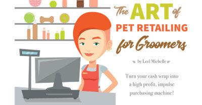 pet retail graphic