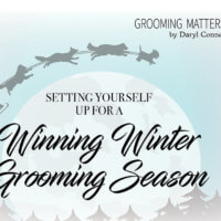 Winning Winter Grooming Season
