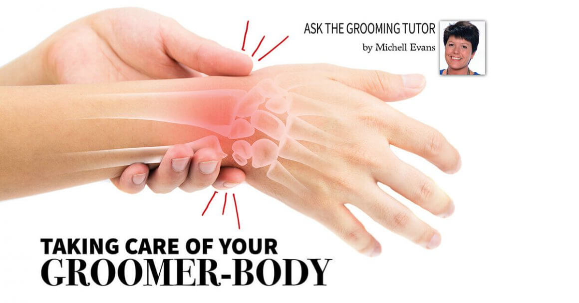 Taking Care of Your Groomer-Body