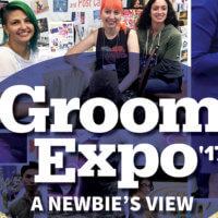 Groom Expo'17 A Newbie's View