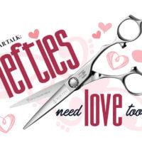 shear talk lefties need love to