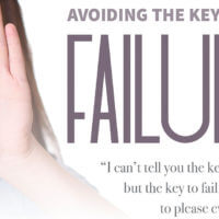 Avoiding the Key to Failure