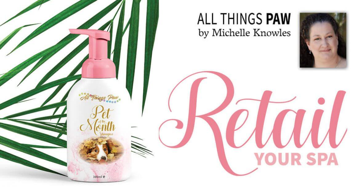 Retail Your Spa