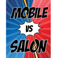 Mobile vs Salon