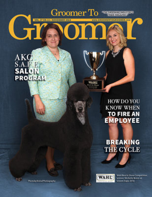 November 2018 Issue Groomer to Groomer