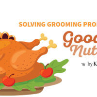 Solving Grooming Problems with Good Pet Nutrition