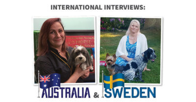International Interviews: Australia & Sweden