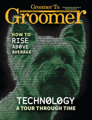 March 2019 Issue Groomer to Groomer Magazine